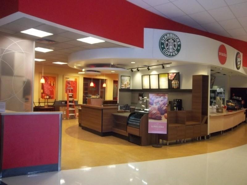 Starbucks / Target